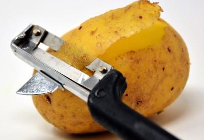 Kartoffelschäler Test