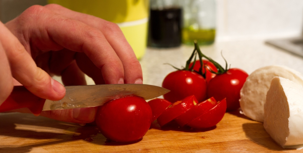 Bestes Tomatenmesser