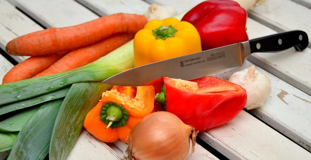 Gemüsemesser Test