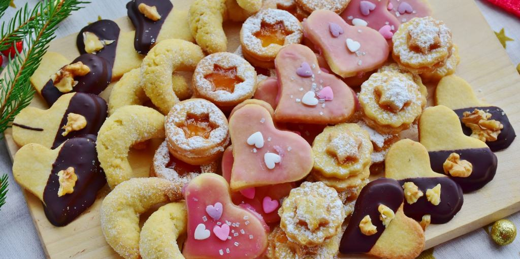Kekse mit Gebäckpresse im Test