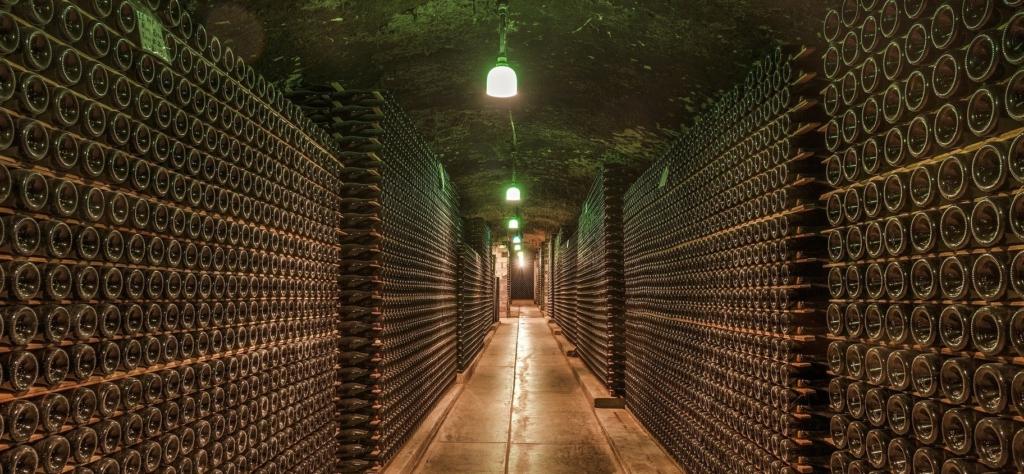Weinklimaschrank Zonen Weintemperierschrank