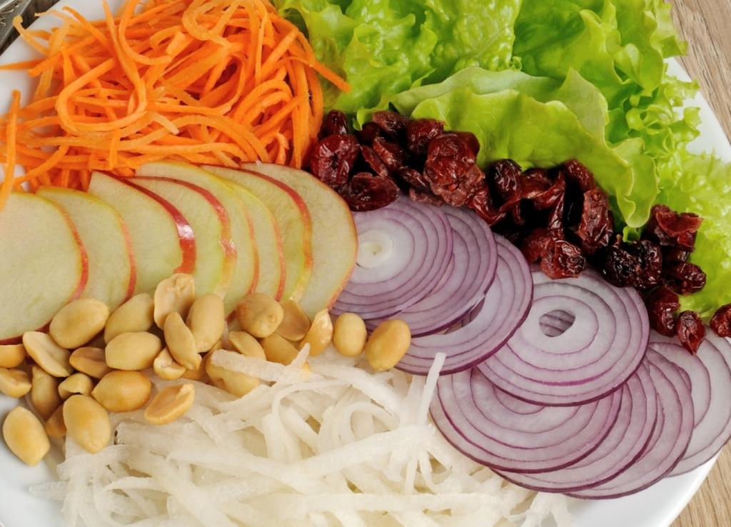 Gemüsehobel Funktionen